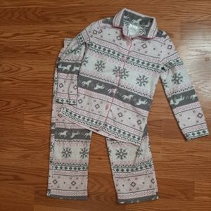 Other - 3/$15 little girls soft pajama set.  Q5